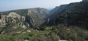 Trekking sui Monti Iblei (Foto: Sicilia in Cammino)