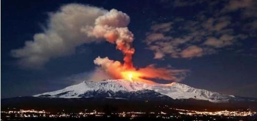 Etna-in-eruzione