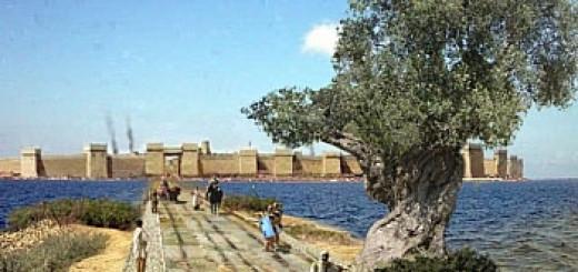 Isola di Mozia, Selinous di Aldo Ferruggia