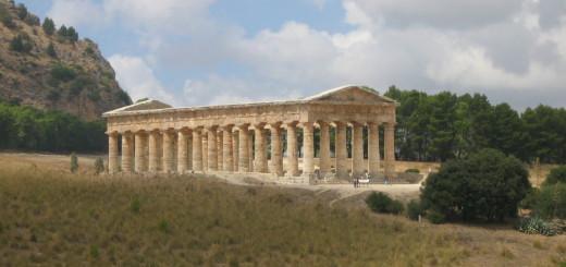tempio Segesta in sicilia