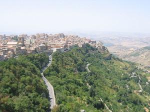 Enna Alta - foto di Urban, da wikipedia.it