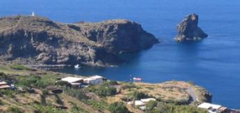 I faraglioni di Pantelleria