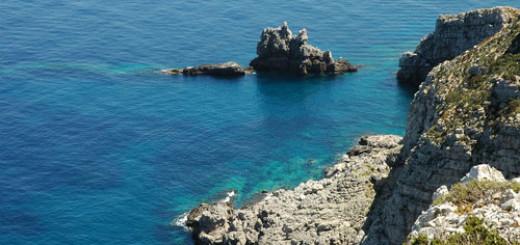 Isola di Marettimo, Scoglio del cammello by Francesco Crippa