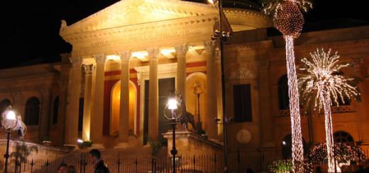 teatro massimo - palermo - viaggi in sicilia