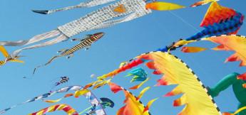 Il festival degli aquiloni di San Vito Lo Capo