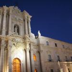 Duomo Siracusa dall'eco del gusto