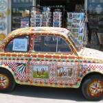 Fiat cinquecento carretto siciliano