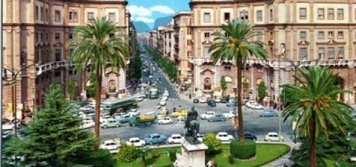 Via Roma senza traffico la domenica a Palermo