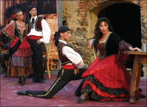 La Carmen al Teatro Massimo Palermo