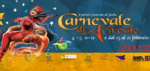 Carnevale di Acireale 2012