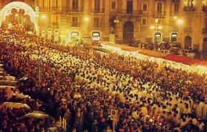 Festa di Sant'Agata 2012 Catania