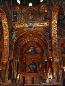 Cappella Palatina di Palermo, da wikipedia.it