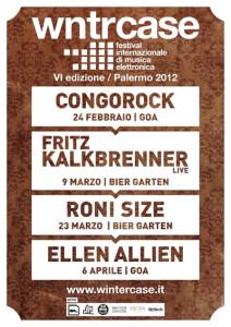 Wintercase 2012 Palermo programma