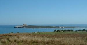 Isola di Capo Passero - immagine di Azotoliquido da wikipedia.it