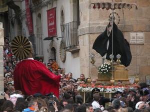 Pasqua a Caltagirone 2012, A Giunta