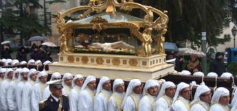 Venerdì santo a Enna, foto da ennapress.it