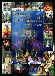 Settimana Santa a Caltanissetta, programma 2012