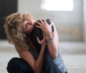 Daniela Giovanetti, attrice, foto da indafodazione.org