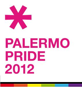 palermo pride 2012 logo