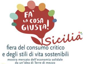 Fa la cosa giusta Sicilia 2012, a Palermo
