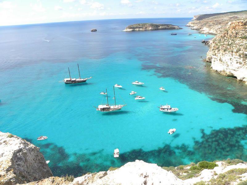 L Isola Dei Conigli Di Lampedusa Guadagna Il Primo Posto I Top