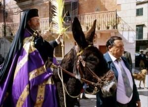 Domenica delle Palme in Sicilia