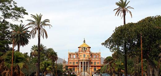 Palermo palazzina cinese