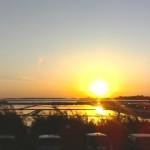 saline-tramonto